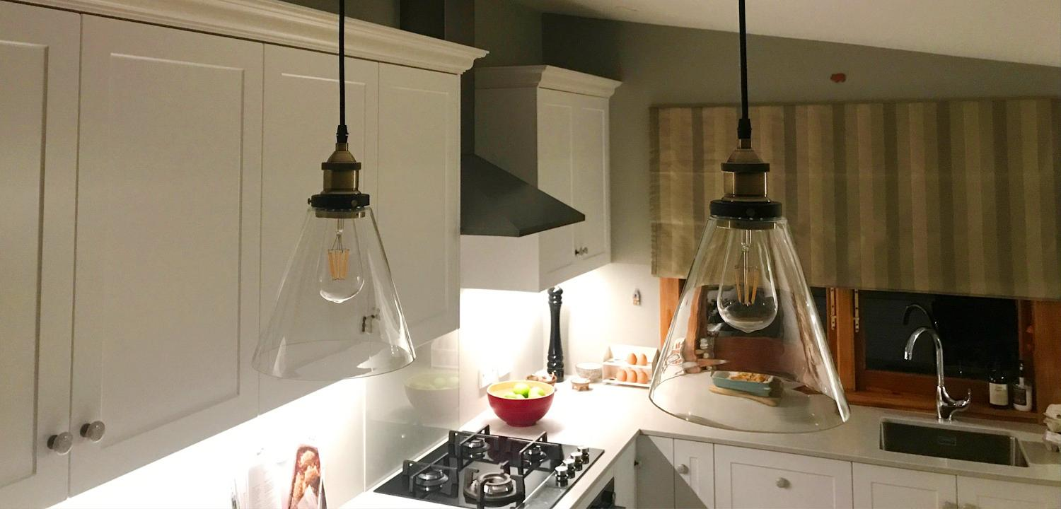Kitchen Lighting Electrical Installation 2